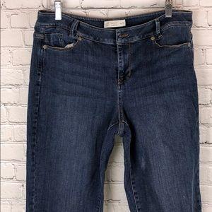 J. Jill Jeans - J Jill Weekender Straight Leg Jeans